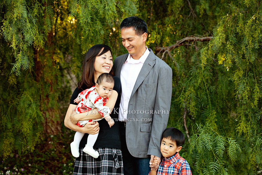 Orange Grove Family Photos