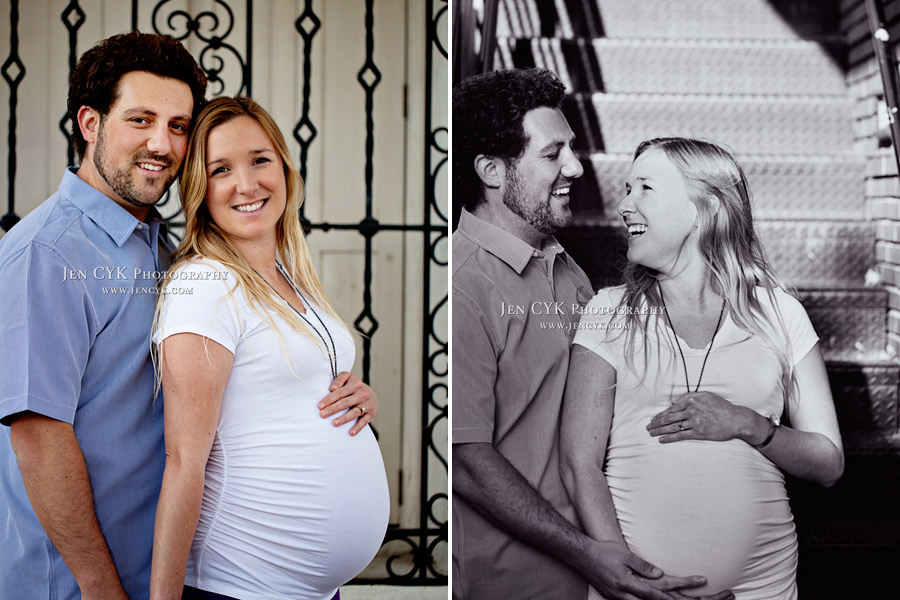 Orange Circle Maternity Photos (11)