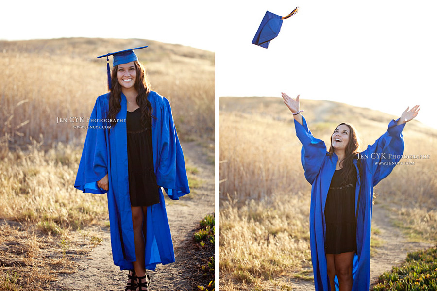 Huntington Beach Senior Portraits (3)