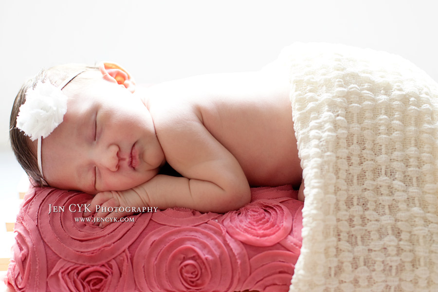 Newborn Photography Orange (3)