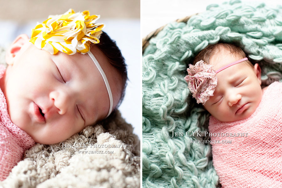 Newborn Photography Orange (7)