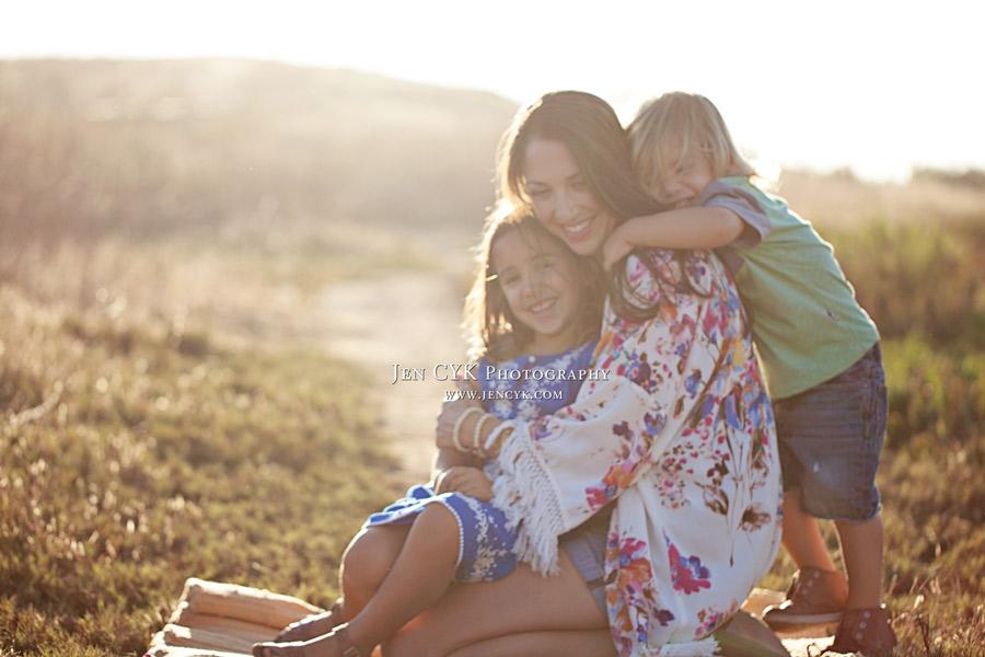 Gorgeous Family Photos Huntington Beach