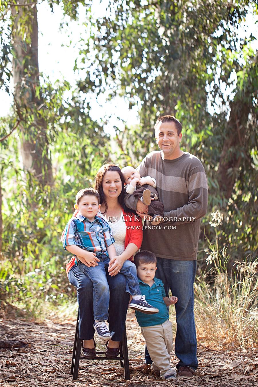 Gorgeous Nature Family Photos Orange County (4)