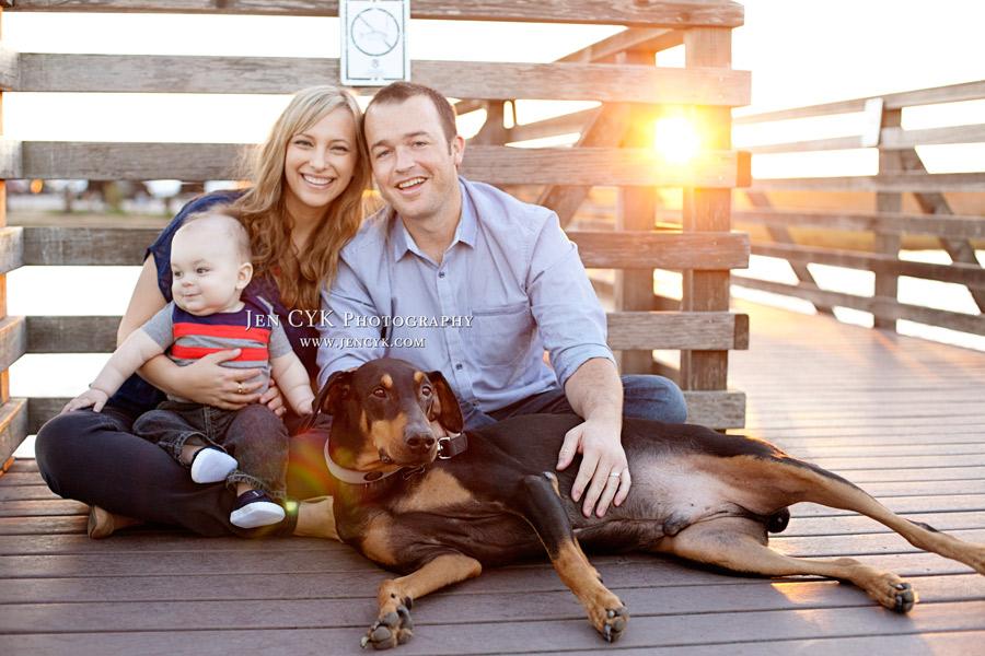 Huntington Beach Nature Family Pics (1)