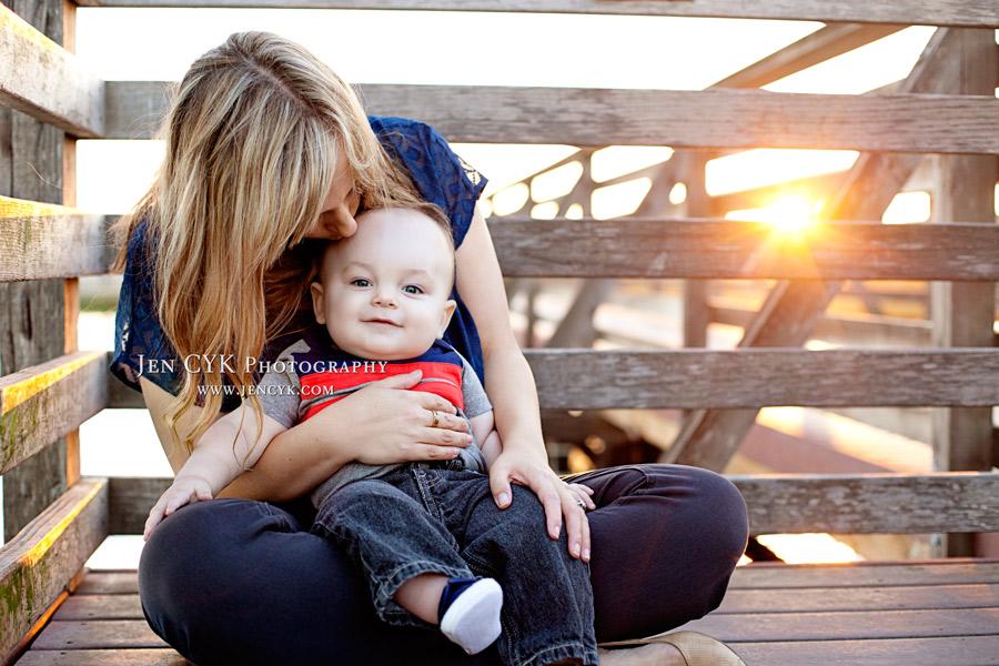 Huntington Beach Nature Family Pics