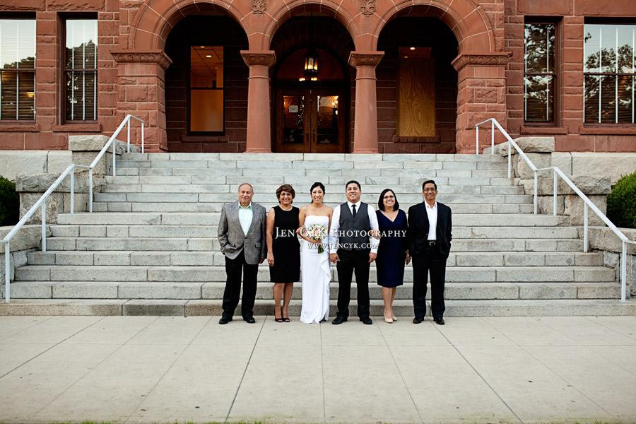 OC Courthouse Wedding