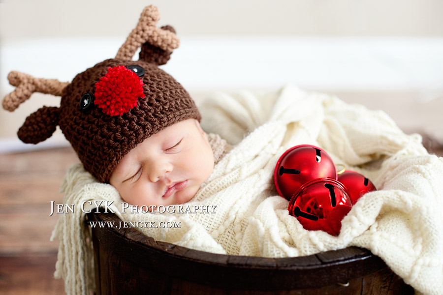 San Clemente Newborn Photos