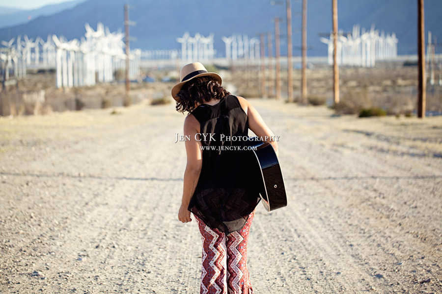Girl With Guitar Photography (6)