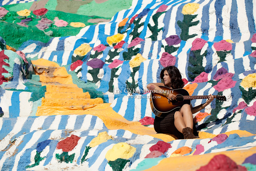 Salvation Mountain Girl Guitar (4)