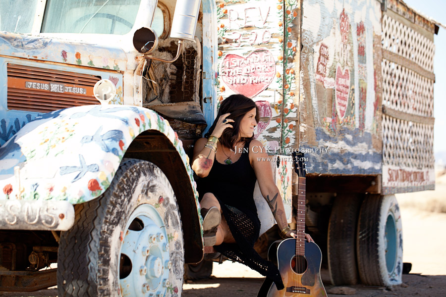 Salvation Mountain Girls Guitar (1)