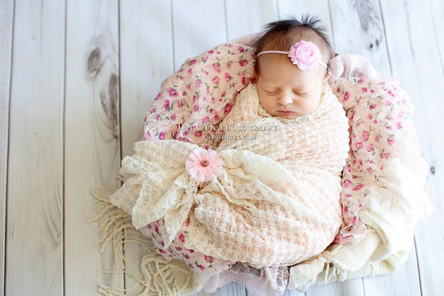 Marina Del Rey Newborn Photos