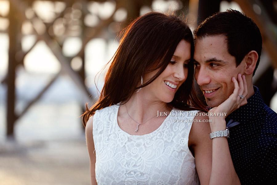 San Clemente Pier Engagement (11)