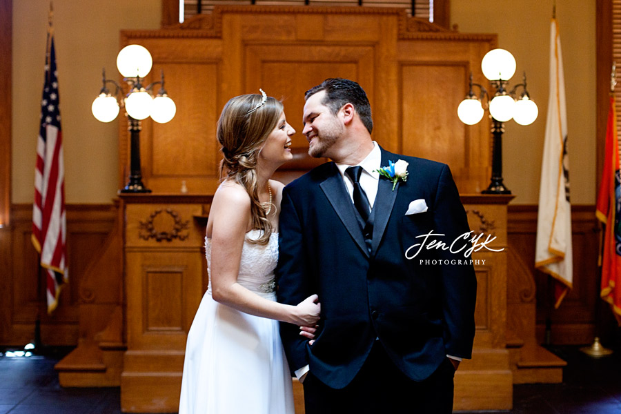 OC Courthouse Wedding Photographer