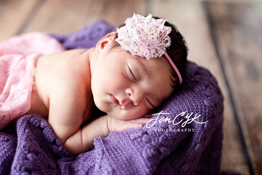 Gorgeous Newborn Baby Girl (2)