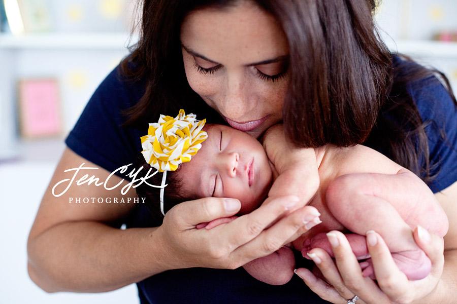 Gorgeous Newborn Baby Girl (6)