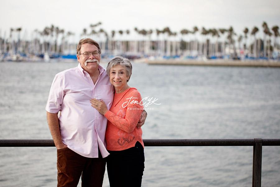 Long Beach Marina Engagement Photos (6)