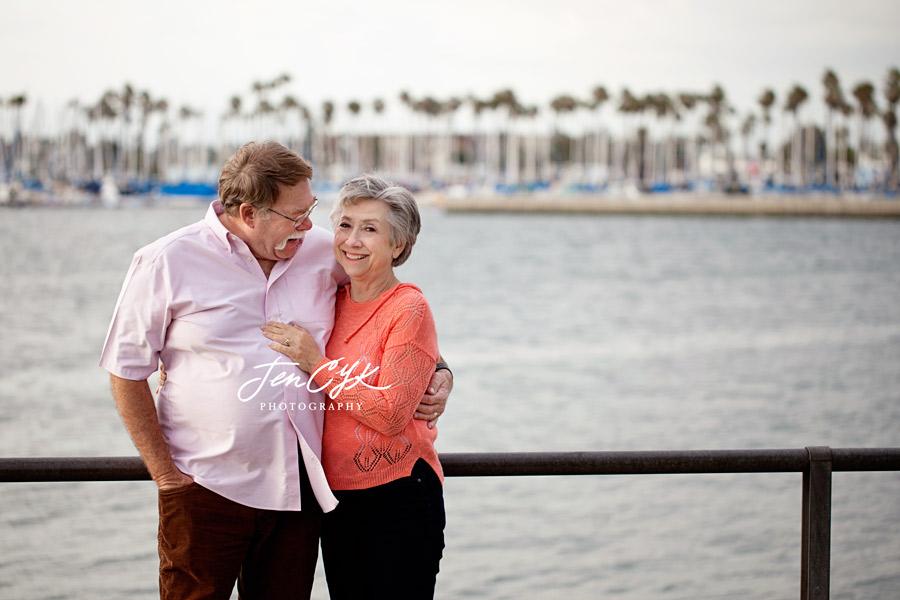 Long Beach Marina Engagement Photos (7)