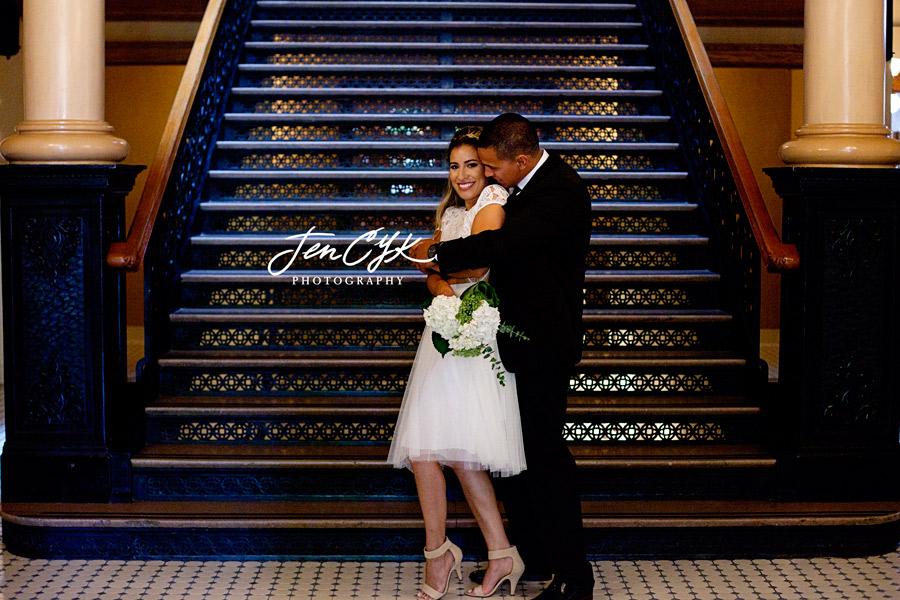 Courthouse Wedding (1)
