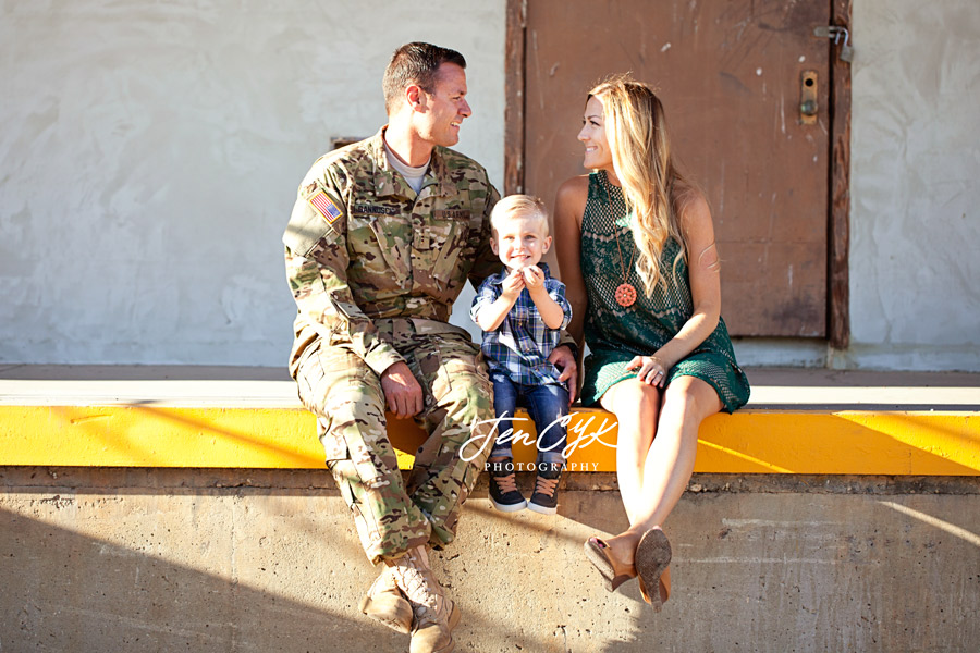 National Guard Family Pics (3)