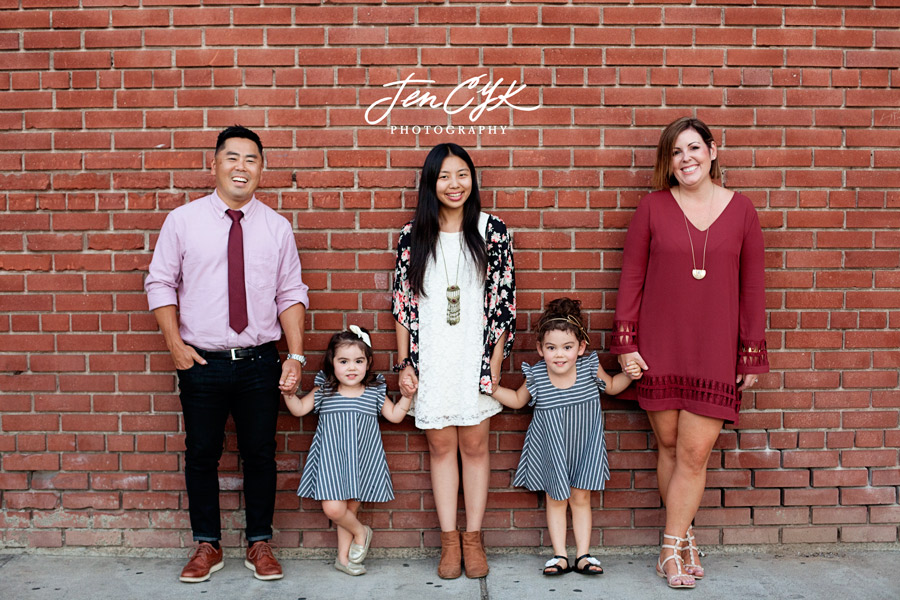 Orange Circle Family Pics (18)