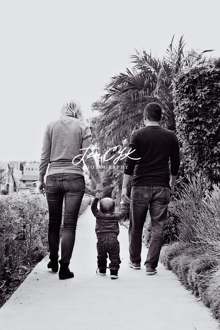 Venice Canal Family Pics (1)