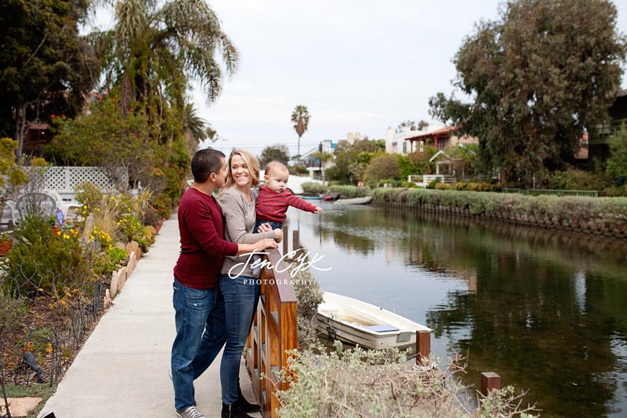 Venice Canal Family Pics (14)