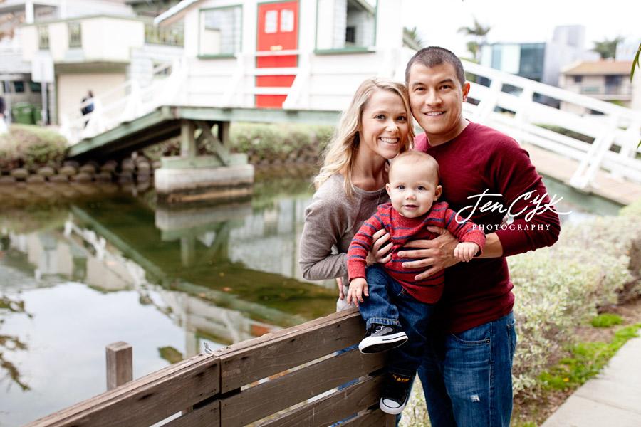 Venice Canal Family Pics (4)