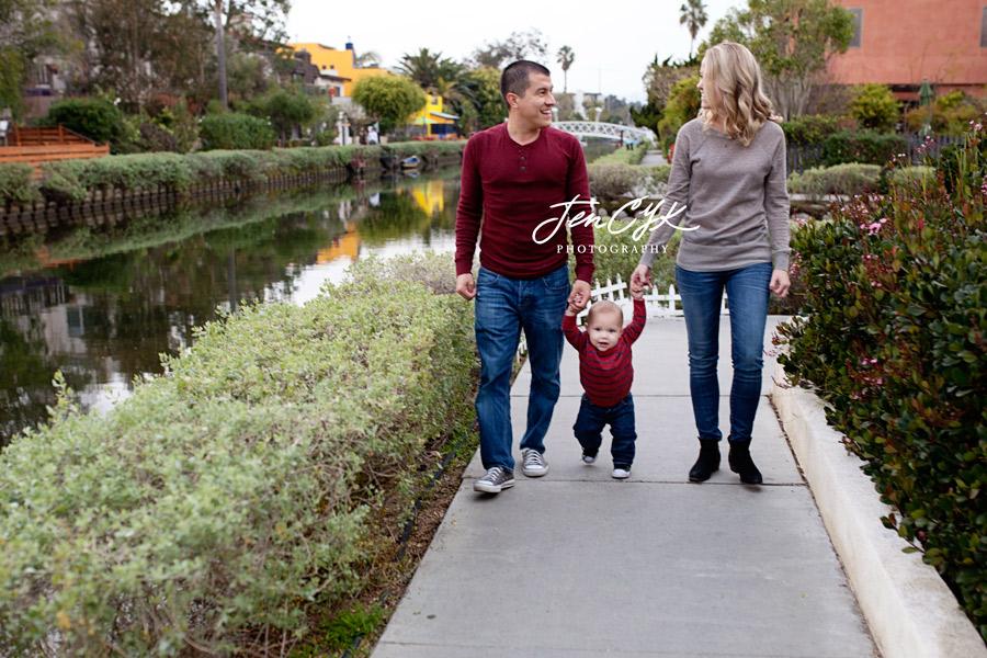 Venice Canal Family Pics (8)