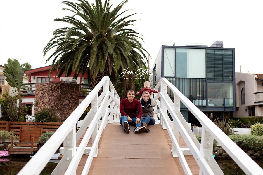 Venice Canal Family Pics (9)