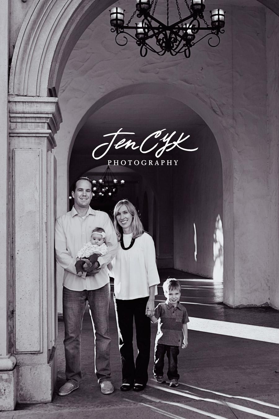 Balboa Park Family Pics (2)