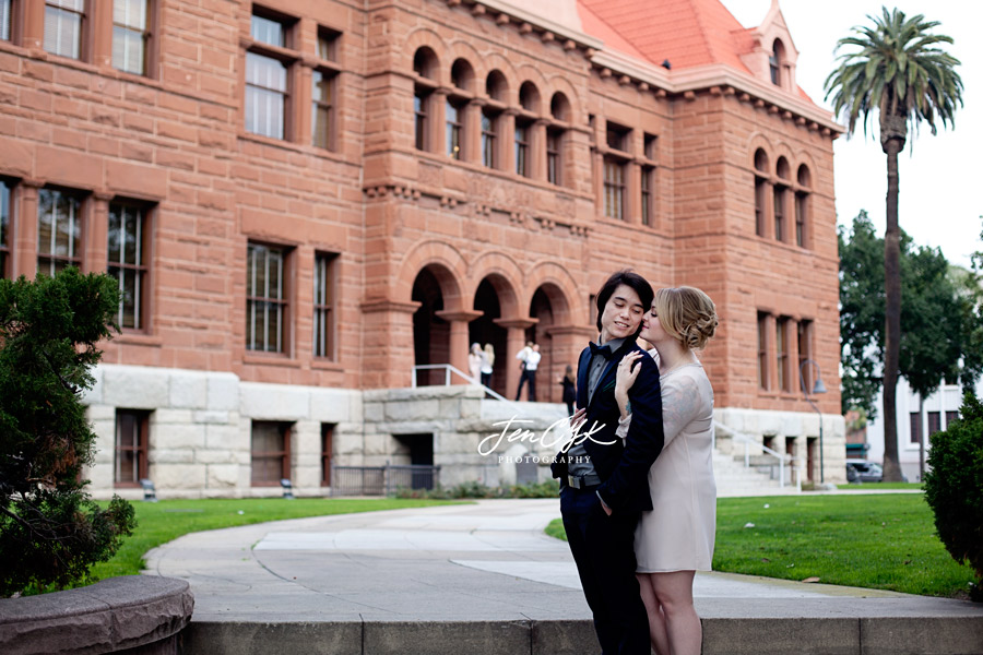 Courthouse Marriage (2)