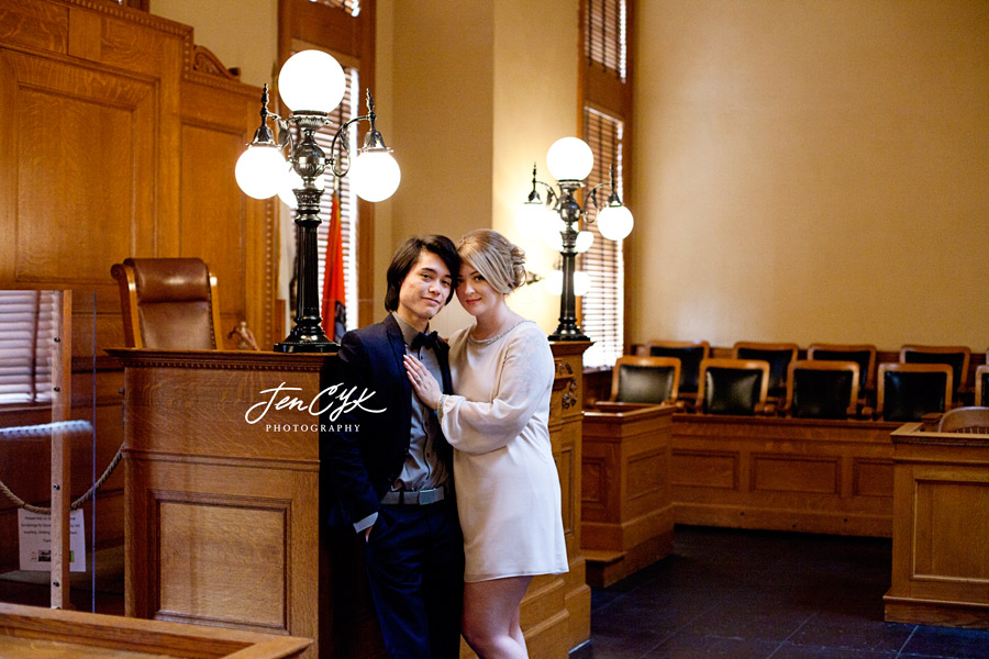 Courthouse Wedding (2)