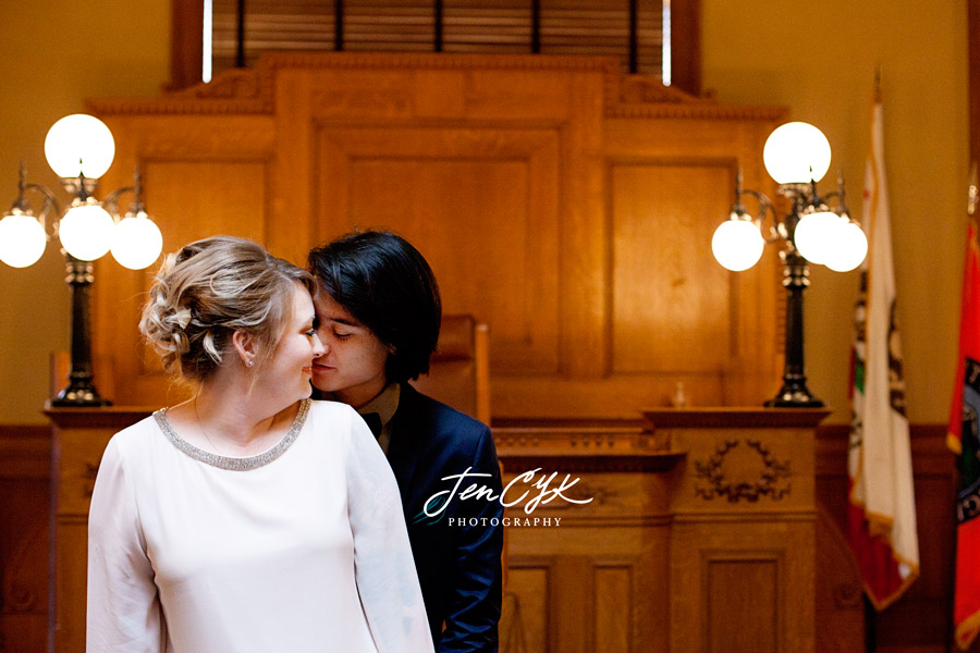 Courthouse Wedding (5)