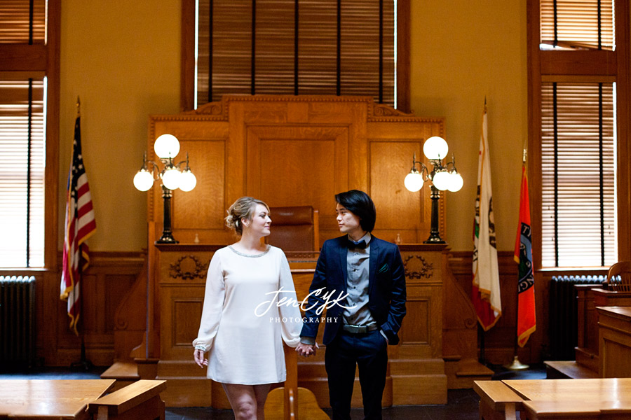 Courthouse Wedding (6)
