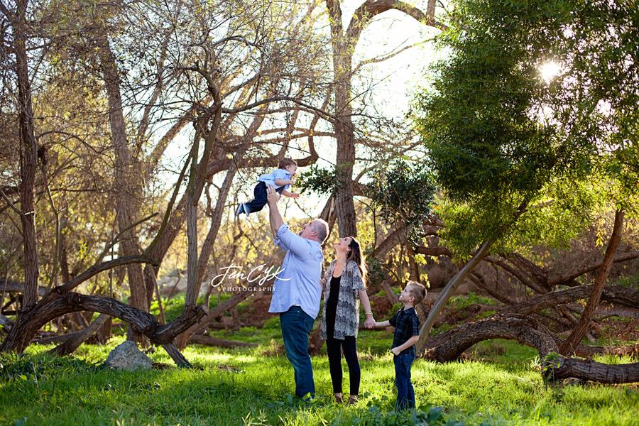 Sunset HB Family Pics (4)