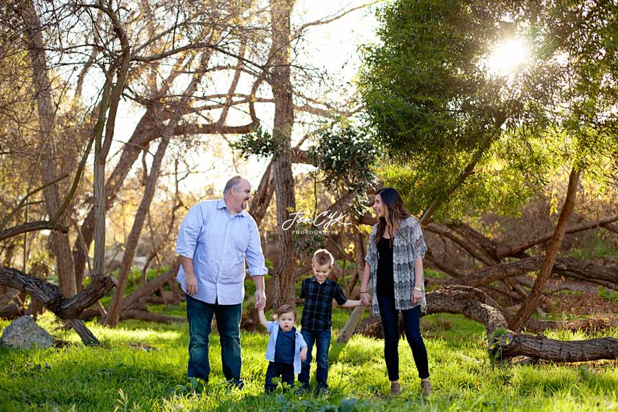 Sunset HB Family Pics (5)
