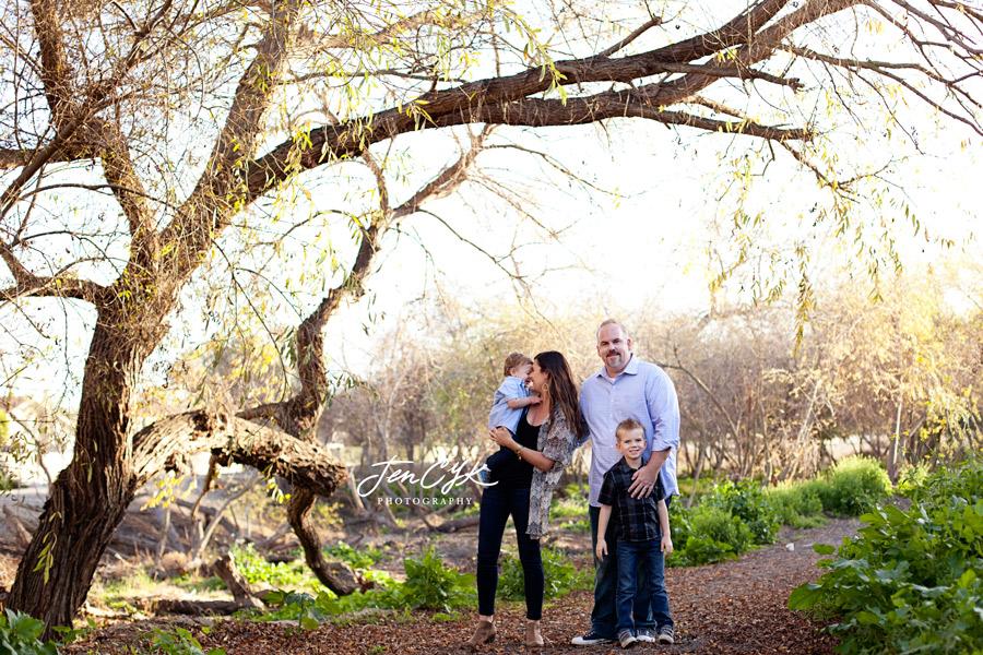 Sunset HB Family Pics (8)