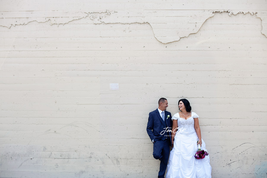 Santa Ana Court Wedding